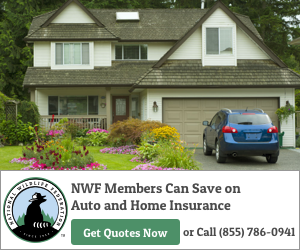 NWF Members Can Save on Auto and Home Insurance - Get Quotes Now or Call 855-786-0941