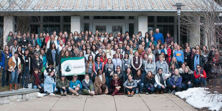 Photo of group at Women in Conservation Leadership Summit