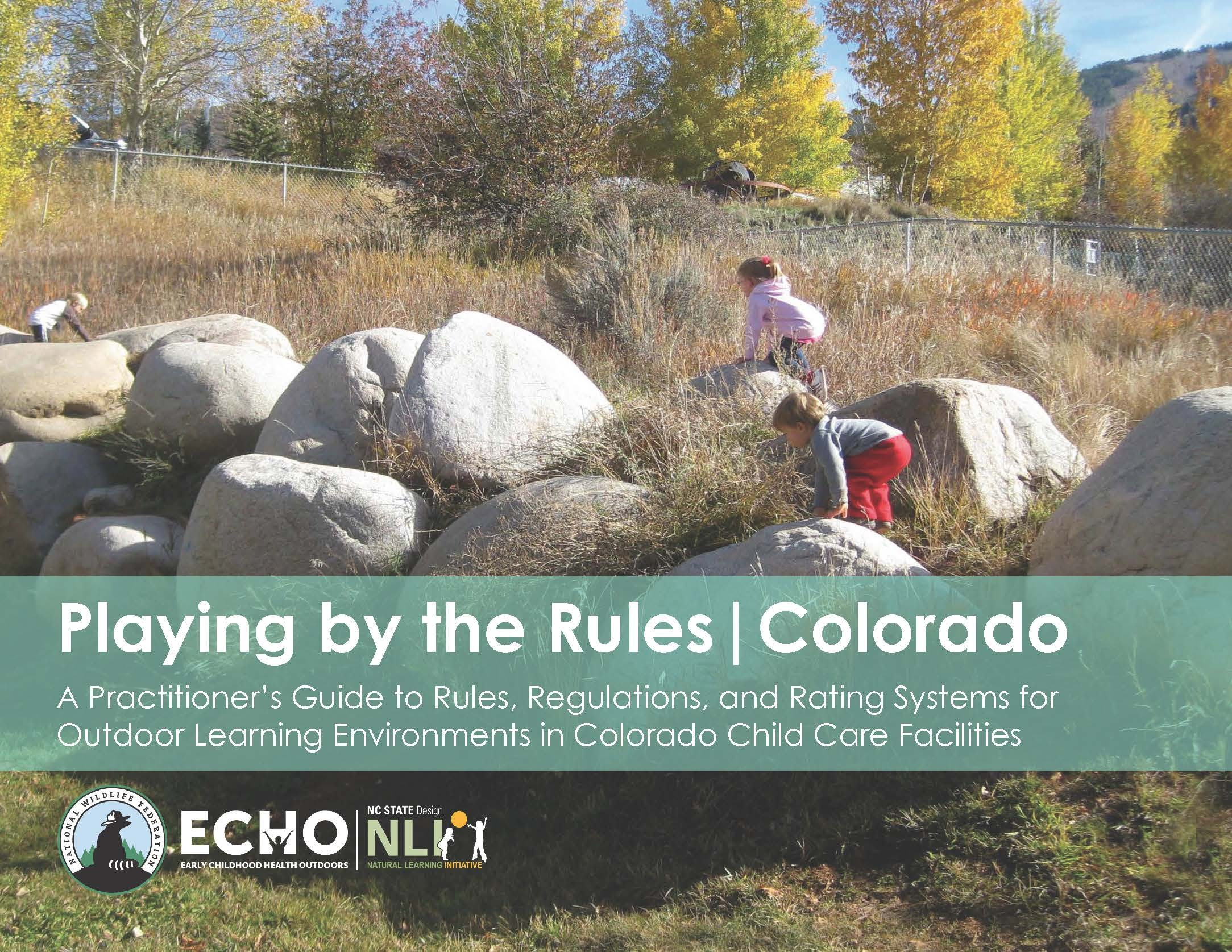 Playing by the Rules | Colorado Cover