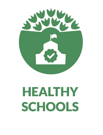 healthy schools pathway icon