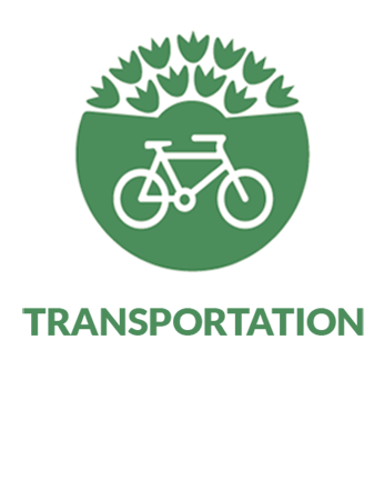 transportation pathway icon
