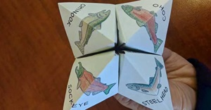 origami chatterbox