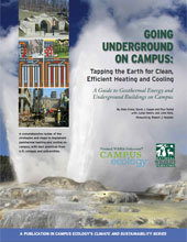Going Underground on Campus Cover
