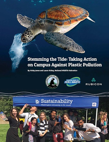 Stemming the Tide: Taking Action on Campus Against Plastic Pollution