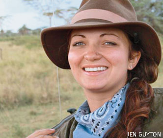Ecologist and Photographer Jen Guyton