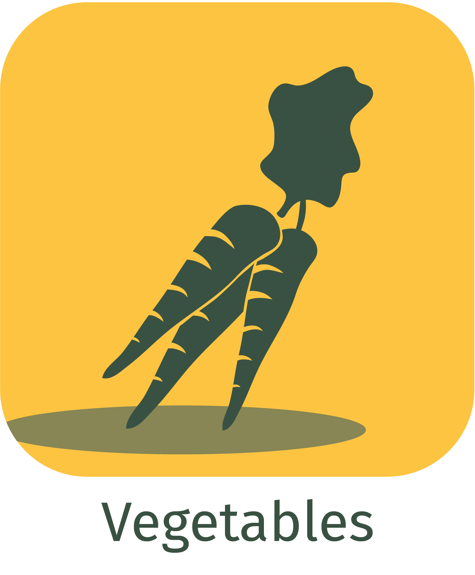 vegetables app icon