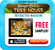 Download Ranger Rick's Treehouse today