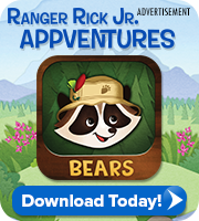 Download Ranger Rick's new app today!