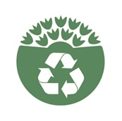 consumption and waste icon