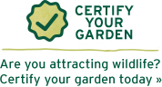 Certify your garden today